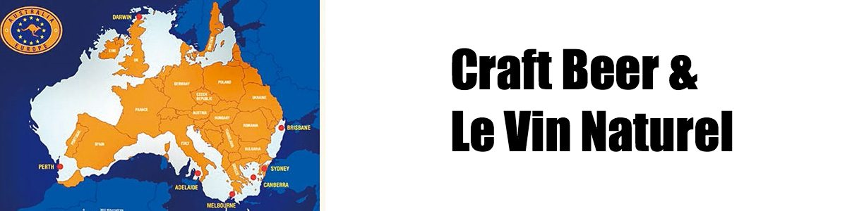 Craft Beer & Le Vin Naturel